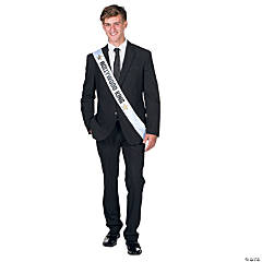 Personalized Hollywood Royalty Sash