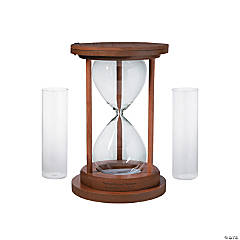 Personalized Hourglass Unity Sand Ceremony Set