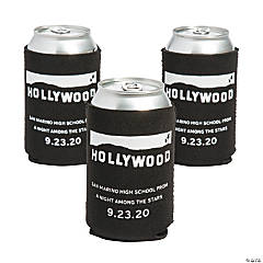 Personalized Premium Hollywood Can Covers