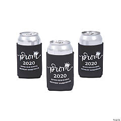 Personalized Premium Prom Neoprene Can Coolers