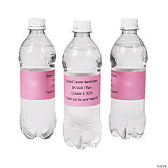 Save On Baby Shower Personalizable Bottle Labels Oriental Trading