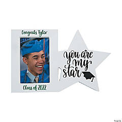 Personalized You Are My Star Graduation Picture Frame