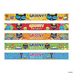 Pete the Cat™ Birthday Slap Bracelets