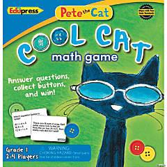 Pete The Cat Cool Cat Math Game G-1
