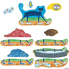 Pete the Cat® I Love My White Shoes Flannelboard Set