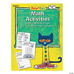 Pete the Cat™ Math Activities - Grade K
