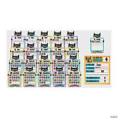 Pete the Cat™ Numbers 0-20 Mini Bulletin Board Set