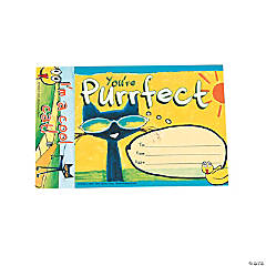 Pete the Cat™ You're Purrfect Bookmark Awards