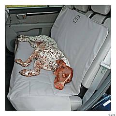 "Petego Rear Car Seat Protector 51""X43""-Gray"