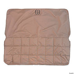 "Petego Rear Car Seat Protector 51""X43""-Tan"