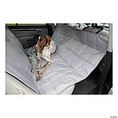 "Petego XL Rear Car Seat Protector Hammock 59.5""X64.5""-Gray"