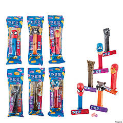 PEZ® Marvel™ Dispensers Assortment
