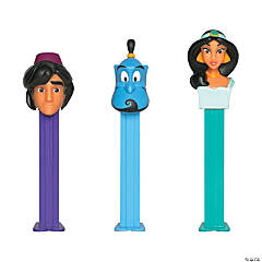 Pez® Aladdin™ Hard Candy Dispensers
