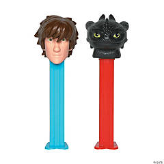 Pez® How to Train Your Dragon 3 Hard Candy Dispensers