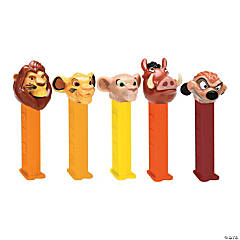 Pez<sup>®</sup> Lion King™ Hard Candy Dispensers