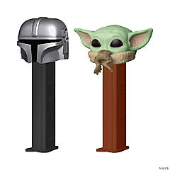 Pez® Star Wars™ The Mandalorian™ & The Child Hard Candy Dispensers