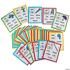 Phonemic Awareness Poster Set- Vowels