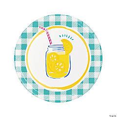 Picnic Lemonade Dinner Plates