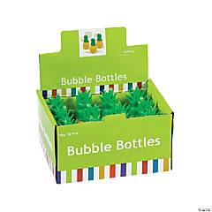Pineapple Bubble Bottles - 12 Pc.