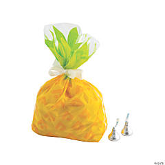 Pineapple Cellophane Bags