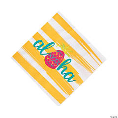 Pineapple Luncheon Napkins