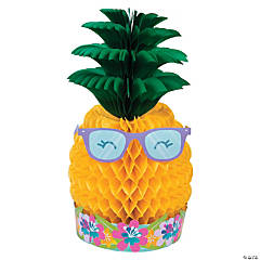 Pineapple 'n Friends Centerpiece