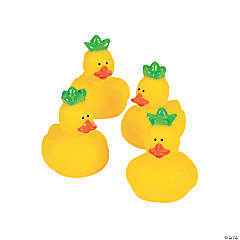 Pineapple Rubber Duckies