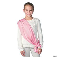 Pink Costume Belt/Sash