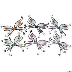 Pink Spider Fairy Wings