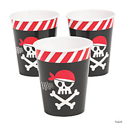 Pirate Animal Cups