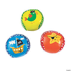 Pirate Animals Kickballs