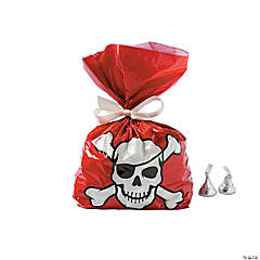 Pirate Cellophane Bags
