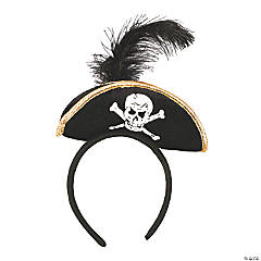 Pirate Hat Headband