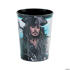 Pirates of the Caribbean Plastic Favor Tumbler