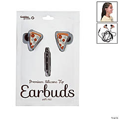 Pizza Earbuds