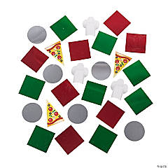 Pizza Party Confetti