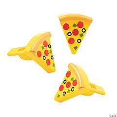 Pizza-Shaped Whistles