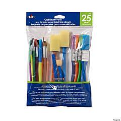 Plaid® Craft Paintbrush Pack