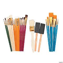 Plaid<sup>&#174;</sup> Paintbrush Super Value Pack