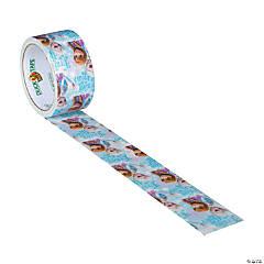 Plastic Adhesive Disney's Frozen Elsa & Anna Duck Tape®