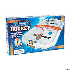 Plastic Air Hockey Game