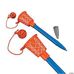 Plastic Basketball Hoop Pens