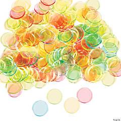 Plastic Bingo Chips