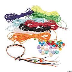 Plastic Braid Your Own Bracelet Kit