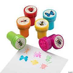 Plastic Bug Stampers