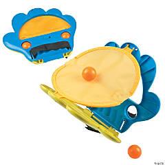 Plastic Catch Ball Game Set
