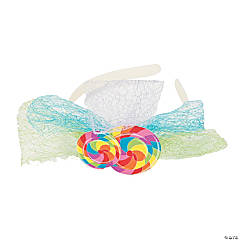 Plastic Child's Candy Headband