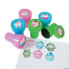 Plastic Cupcake Stampers