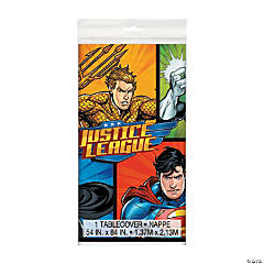 Plastic DC Comics Justice League™ Tablecloth