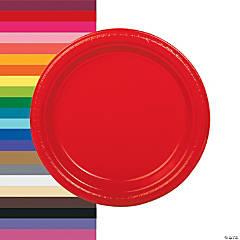 Plastic Dinner Plates - 20 Ct.